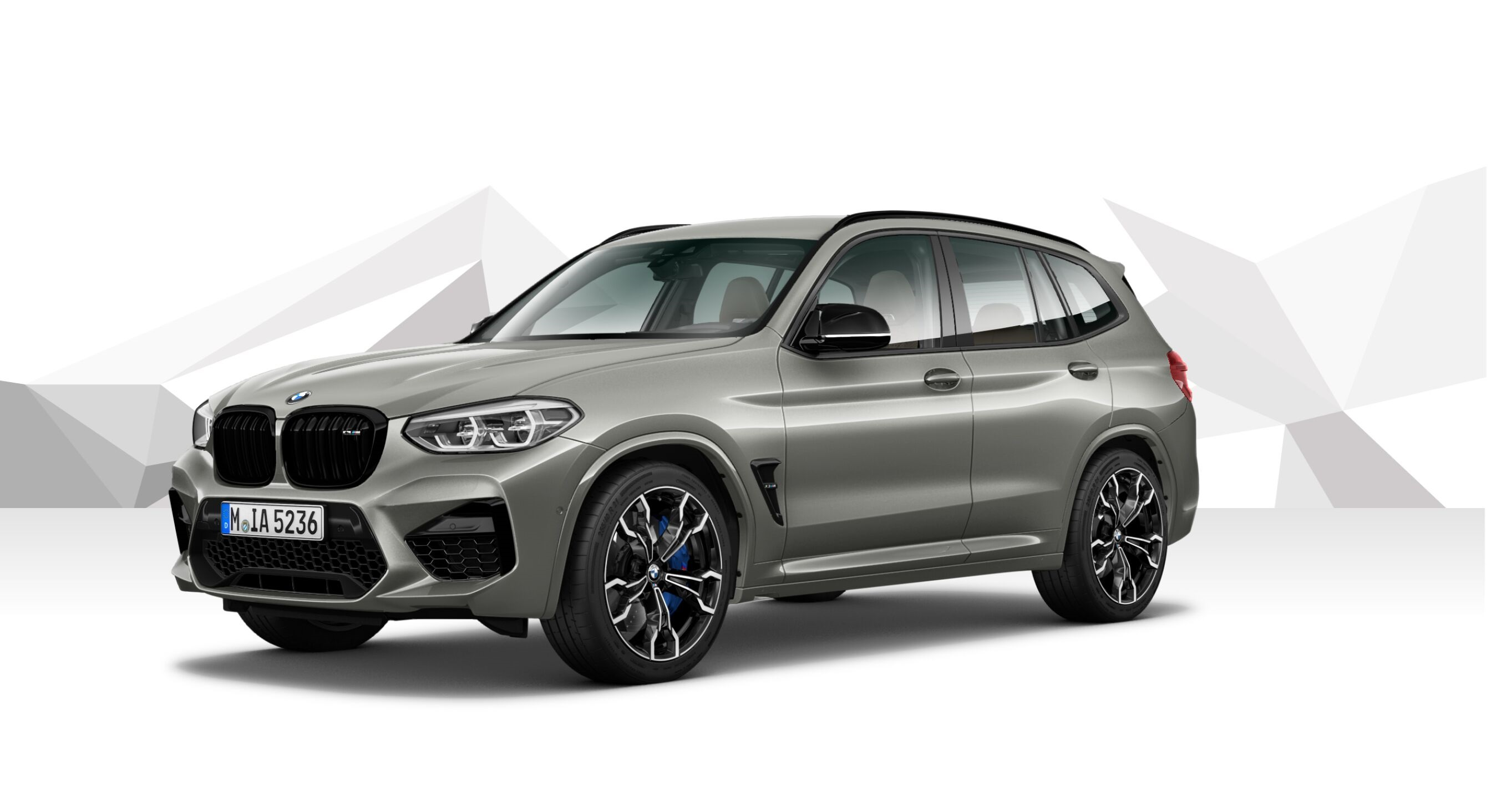 BMW BMW X3M Competition